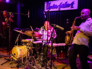 20140212 Jeff Ballard Trio - Gustav Eckart, Photographie