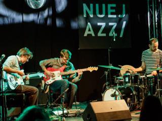Tobias Hoffmann Trio NUEJAZZ 2014-10-16 - Gustav Eckart, Fotografia