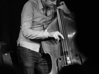 Mark Turner Quartet - Joe Martin 2014-11-02 - Gustav Eckart, Fotografie