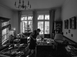 Alte 36 - Gustav Eckart, Photographie