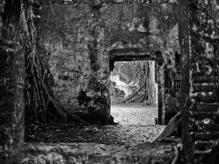 Antigua Haus Des Cortez 2 - Gustav Eckart, Photography