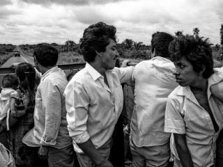 sur le camion (Villahermosa Mexique 1988) - Gustav Eckart, Photographie