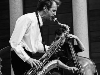 Bennie Wallace 1991 - Gustav Eckart, Fotografia