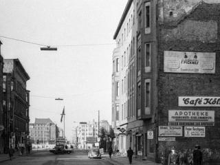 Berlin 1962 Checkpoint Charlie - Gustav Eckart, Photographie