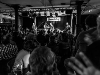 Billy Hart Quartet Unterfahrt 20121115 - Gustav Eckart, Fotografie