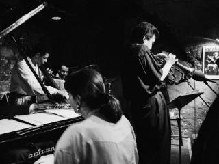 Buster Williams Band 19901014 - Gustav Eckart, Fotografia
