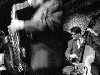 Carlos Ward & Tebor Elekes 1990 - Gustav Eckart, Photographie