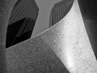 Deutsche Bank (centrale Francfort) - Gustav Eckart, Photographie