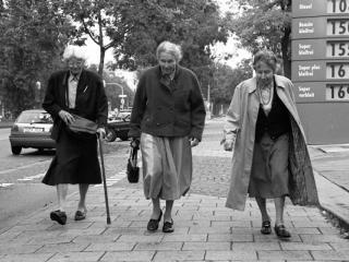 trois soeurs 1 - Gustav Eckart, Photographie