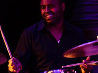 Gerald Clayton Trio - Kendrick Scott 20140711 - Gustav Eckart, Photographie