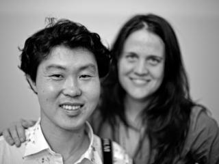 Han Sungpil - Nathalie Latham  photographers - Gustav Eckart, Fotografie