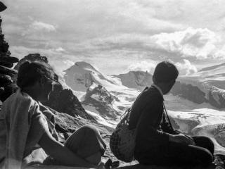 In_the_mountains_1963 - Gustav Eckart, Fotografia