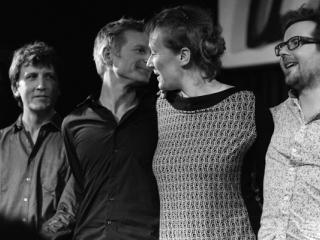 Julia Hülsmann Trio + Tom Arthurs 20130413 - Gustav Eckart, Photographie