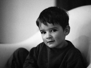 garçon - Gustav Eckart, Photographie