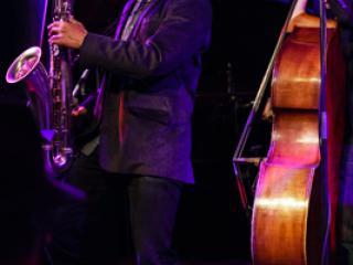Kenny Werner David Sanchez Quartett - David Sanchez 20140516 - Gustav Eckart, Photographie