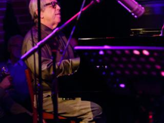 Kenny Werner David Sanchez Quartett - Kenny Werner 20140516 - Gustav Eckart, Photographie