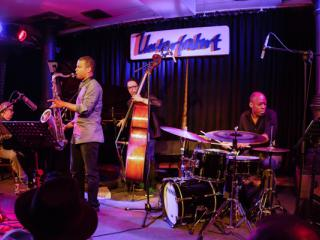 Kenny Werner David Sanchez Quartett  20140516 - Gustav Eckart, Fotografia