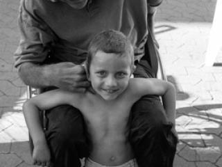 Kinder 33 - Gustav Eckart, Photographie