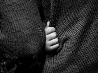 main d'enfant - Gustav Eckart, Photographie