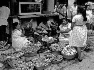 Merida Marktfrauen - Gustav Eckart, Fotografie