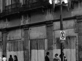 Mexico Strasse 2 - Gustav Eckart, Fotografia