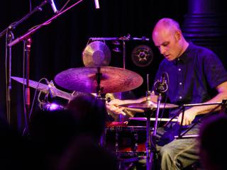 Michael Wollny Trio: Eric Schaefer 20130814 - Gustav Eckart, Photography