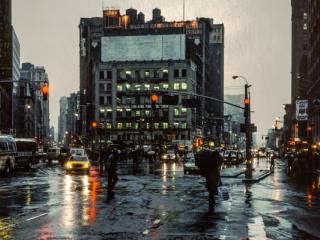 New York City 03/1984 -04 - Gustav Eckart, Fotografie