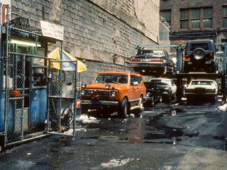 New York City 03/1984 -05 - Gustav Eckart, Photographie