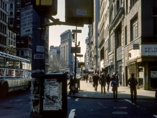 New York City 03/1984 -11 - Gustav Eckart, Photographie