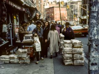 New York City 03/1984 -12 - Gustav Eckart, Photographie