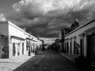 Oaxaca Wolke - Gustav Eckart, Fotografie