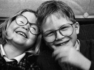 Kinder 02 - Gustav Eckart, Photographie
