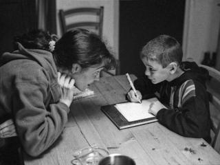 Kinder 29 - Gustav Eckart, Fotografie