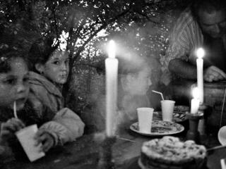 Kinder 50 - Gustav Eckart, Photographie