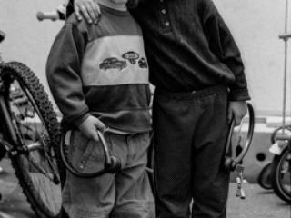 Kinder 53 - Gustav Eckart, Photographie
