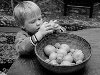 Kinder 72 - Gustav Eckart, Photographie