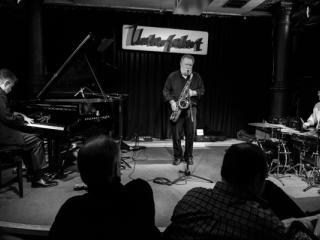 Schlippenbach Trio 20131210 - Gustav Eckart, Photographie