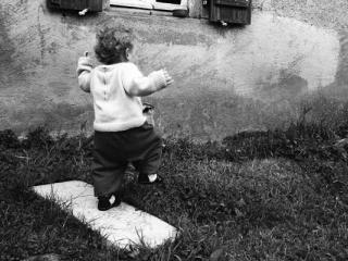 salto - Gustav Eckart, Fotografia