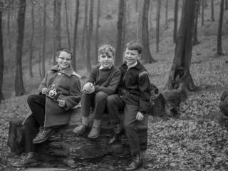 Three Friends 1960 1 - Gustav Eckart, Photographie