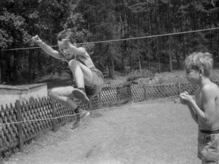 Three Friends 1960 2 - Gustav Eckart, Photographie