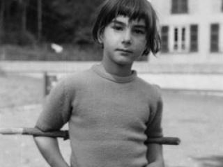 Young Girl 1960 - Gustav Eckart, Photographie