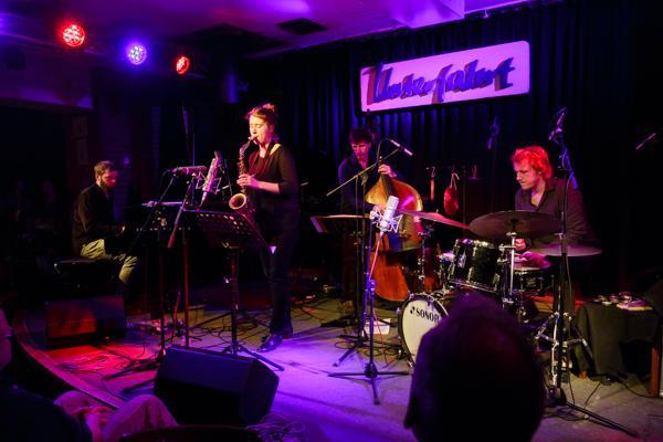 20140110 Lisbeth-Quartett - Gustav Eckart, Photographie