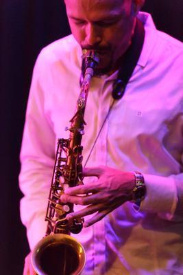 20140212 Miguel Zenón - Gustav Eckart, Fotografie