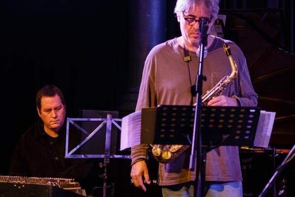 20140328 Russ Lossing Tim Berne - Gustav Eckart, Photography