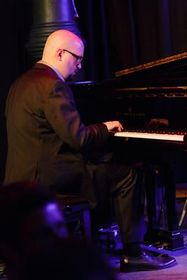 The Bad Plus: Ethan Iverson 20140408 - Gustav Eckart, Photographie