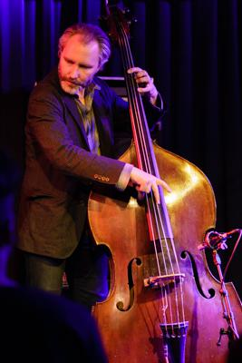 The Bad Plus: Reid Anderson 20140408 - Gustav Eckart, Photography