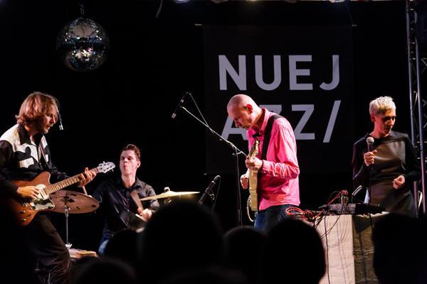 KUU! NUEJAZZ 2014-10-15 - Gustav Eckart, Fotografie