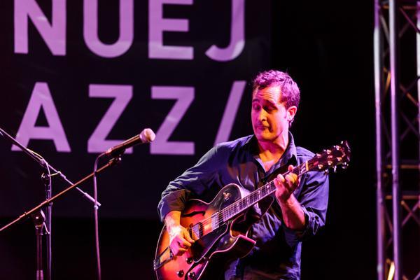 Jonathan Kreisberg NUEJAZZ 2014-10-15 - Gustav Eckart, Fotografie
