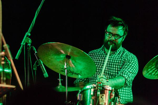 Colin Stranahan NUEJAZZ 2014-10-15 - Gustav Eckart, Photographie