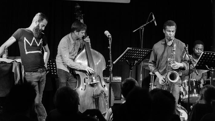 Mark Turner Quartet 2014-11-02 - Gustav Eckart, Photographie